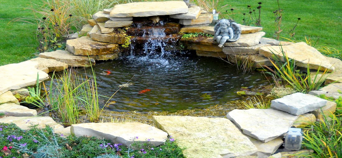 Ponds & Water Features